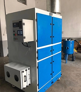 移动式焊接烟尘处理设备